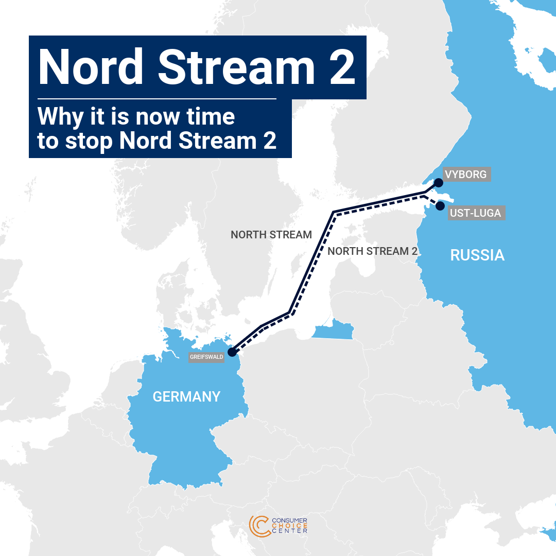 Why it is time to STOP Nord Stream 2 Fred Roeder CCC