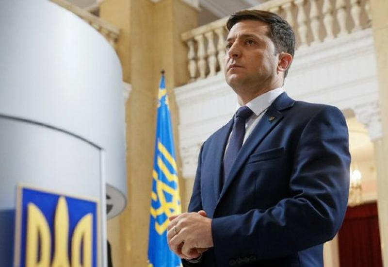 Three scenarios for new Ukrainien President Zelenskyi